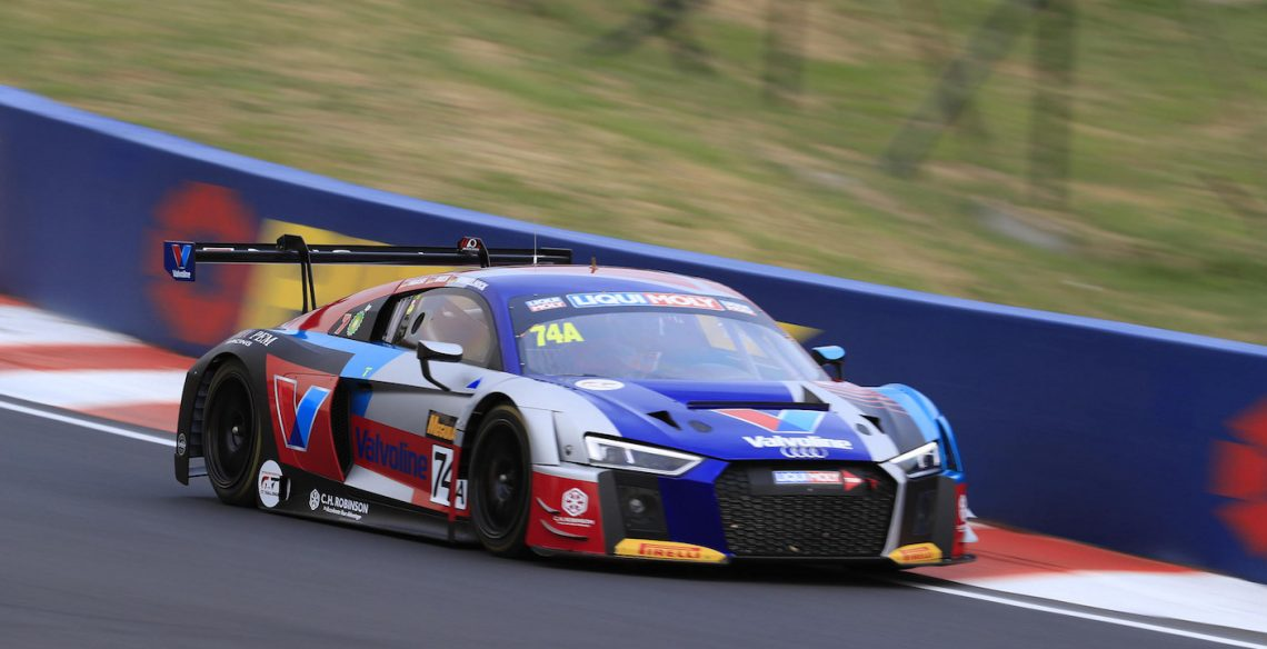 Audi Set The Bar In Mountain Shootout