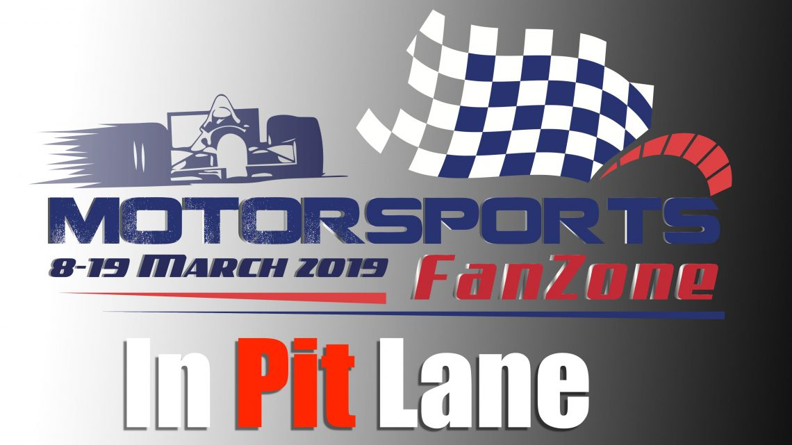 MotorSports FanZone at Crown joins In Pit Lane